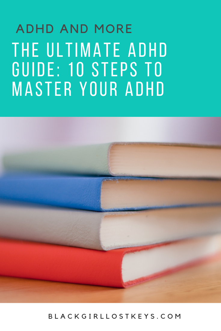 If you're newly diagnosed or just need a refresher, this ultimate ADHD guide will give you everything you need to get the condition under control.
