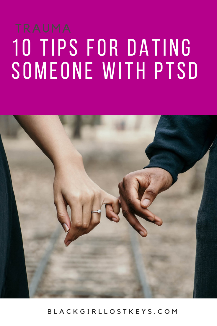 These tips for dating someone with PTSD are good practices for dating anyone. People who have had a traumatic experience are still people, they merely need some extra consideration.