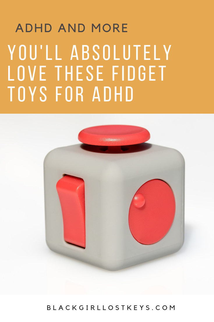 Fidgeting is a healthy way to keep yourself engaged during times when stimulation is low. Give yourself the gift of attention.